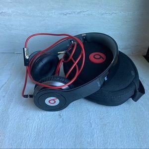 Beats by Dre monster over ear headphones
